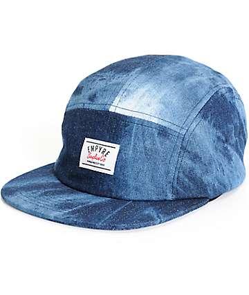 Empyre Voyeur Denim Wash 5 Panel Hat