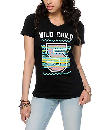 Empyre Wild Child 5 T-Shirt
