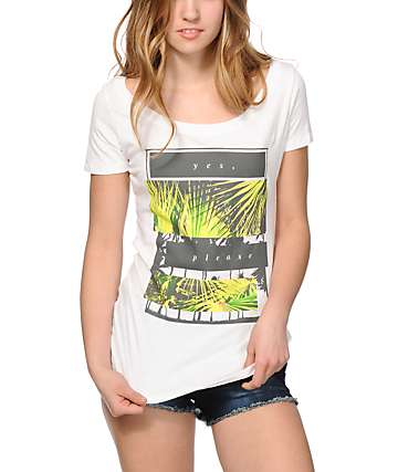 Empyre Yes Please Palm T-Shirt
