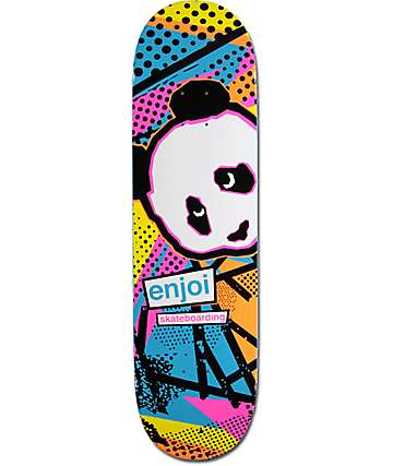 "Enjoi 1985 Called 8.5"" Skateboard Deck"