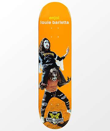 "Enjoi Barletta KOTR 8.125"" Skateboard Deck"