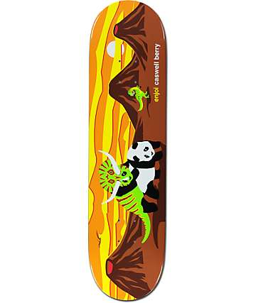 "Enjoi Berry Horny Impact Light 8.0"" Skateboard Deck"