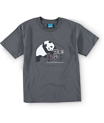 Enjoi Boys Camera T-Shirt