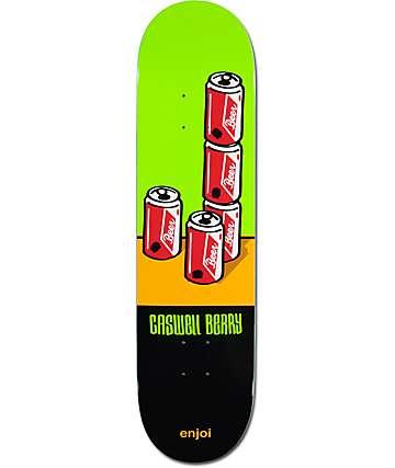 "Enjoi Caswell Wray 8.0"" Skateboard Deck"