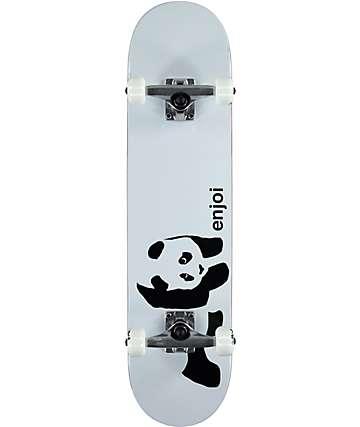 "Enjoi Panda 7.6"" Complete Skateboard"