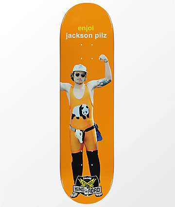 "Enjoi Pilz KOTR 8.375"" Skateboard Deck"