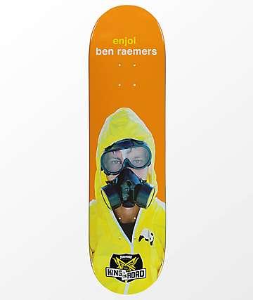 "Enjoi Raemers KOTR 8.25"" Skateboard Deck"