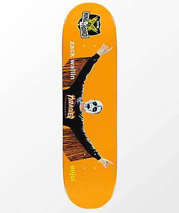 "Enjoi Wallin KOTR 8.5"" Skateboard Deck"