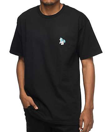 Enjoi X My Little Pony Black T-Shirt