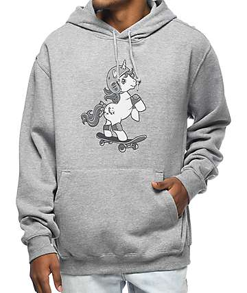 Enjoi x My Little Pony Grey Hoodie