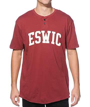 Eswic Champ Henley T-Shirt
