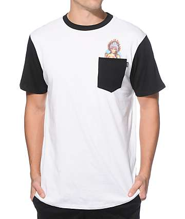 Eswic Cheyenne Girl Pocket T-Shirt