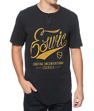 Eswic Colt Henley T-Shirt