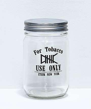 Ethik Glass Stash Jar
