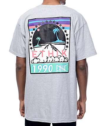 Ethik Paradise Grey T-Shirt