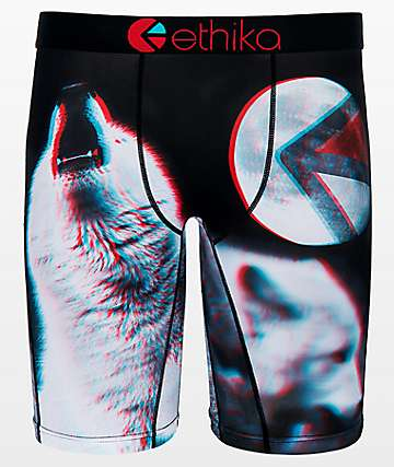 Ethika Alpha Moon 3D Boxer Briefs