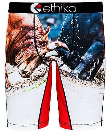 Ethika Bull Fight calzoncillos bóxer para niños