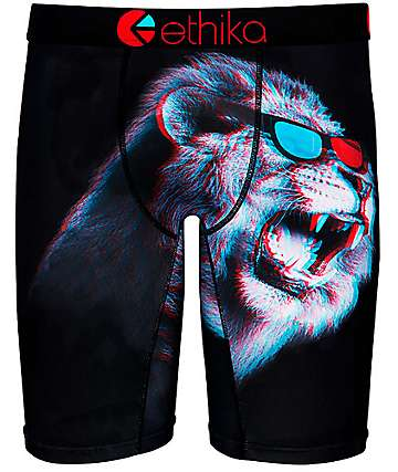 Ethika King Of 3D Boxer Briefs