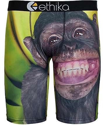 Ethika Monkey Business calzoncillos bóxer para niños