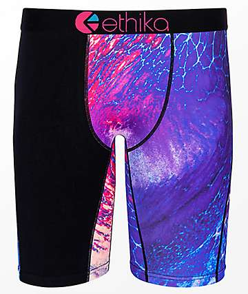 Ethika Resin Spill Boxer Briefs