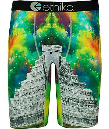 Ethika Space Temple Boxer Briefs