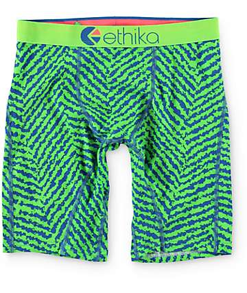 Ethika The Staple Jacquard Boxer Briefs