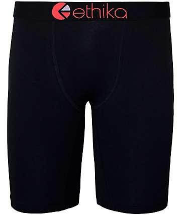 Ethika The Staple calzoncillos boxer negros