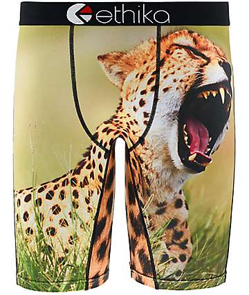 Ethika You A Cheetah Boxer Briefs