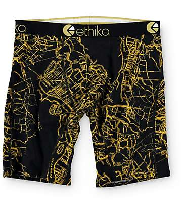 Ethika x Meek Mill The Staple Philly Streets Boxer Briefs