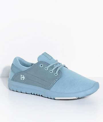 Etnies Scout Mineral Blue Jersey Shoes