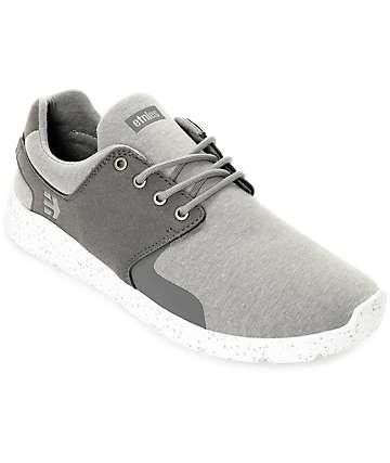 Etnies Scout XT zapatos en gris y blanco