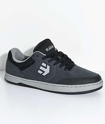 Etnies x Michelin Marana Joslin Dark Grey, Grey & Black Skate Shoes