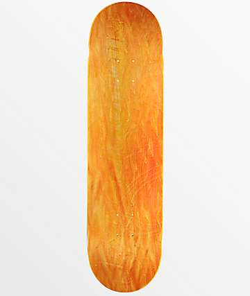 "Expedition One Blank Embossed 8.25"" Skateboard Deck"