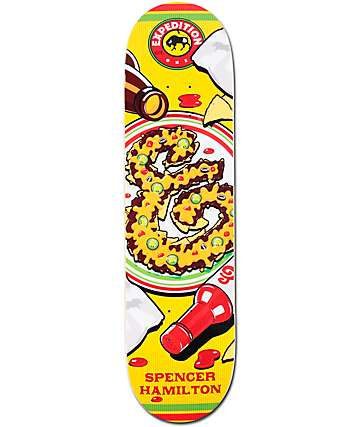 "Expedition One Hamilton Always Hungry 8.1"" Skateboard Deck"
