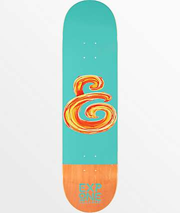 """Expedition One Kelly Hart Abstract 8.25"""" tabla de skate"""