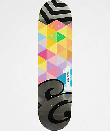 "Expedition One Kenny Hoyle Fractal 8.25"" Skateboard Deck"