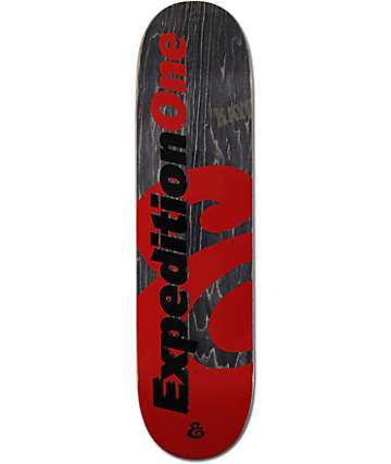 "Expedition One PP 8.06"" Skateboard Deck"
