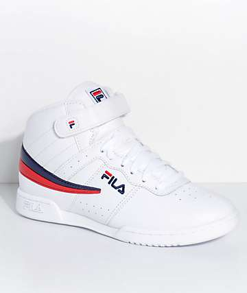 FILA F-13 White Shoes