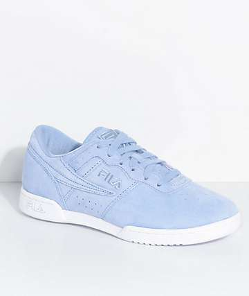 FILA Original Fitness Premium Light Blue Shoes