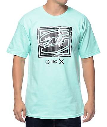 FMF Down Set Mint T-Shirt