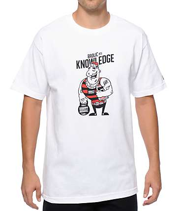FRANK151 x Mighty Healthy Knowledge T-Shirt