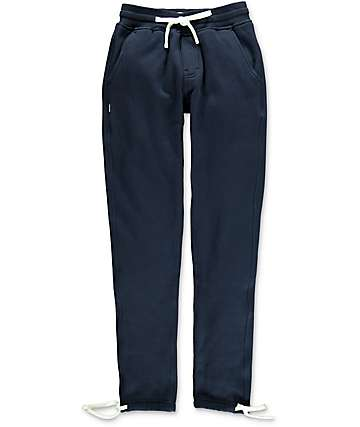 FairPlay Anders Navy Fleece Pants