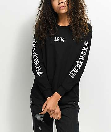 Fairplay 1994 Black Long Sleeve T-Shirt