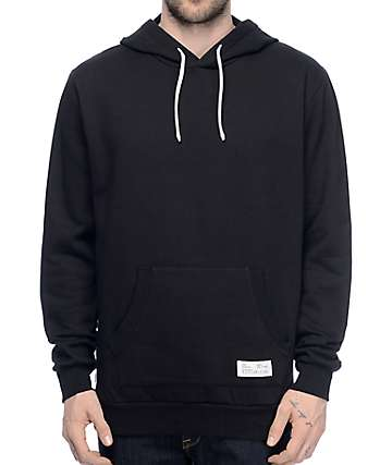Fairplay Adams Pullover Black Hoodie