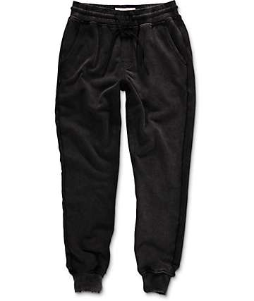 Fairplay Benton Black Jogger Pants