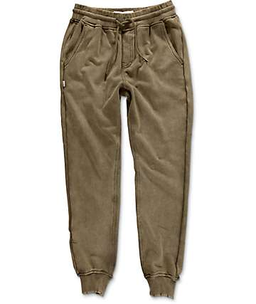 Fairplay Benton Olive Jogger Pants