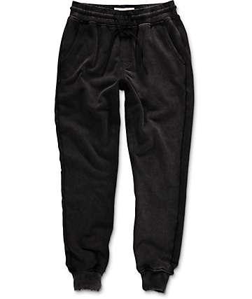 Fairplay Benton pantalones joggers en negro