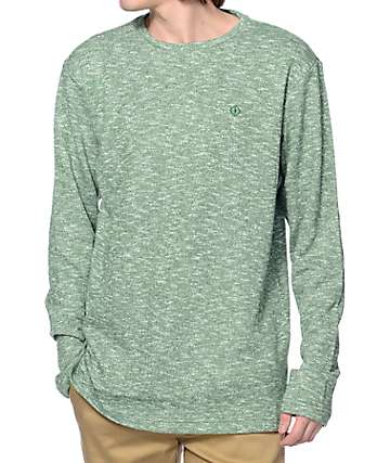 Fairplay Bobby Green Crew Neck Sweatshirt