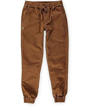 Fairplay Callum Brown Jogger Pants