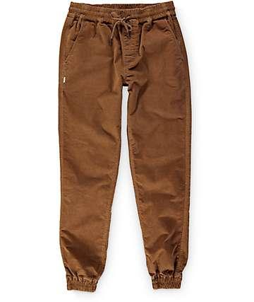 Fairplay Callum Brown Jogger Pants